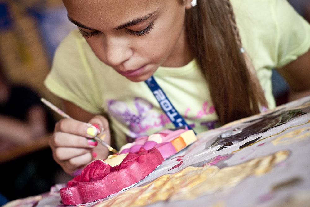 Segít a PT-tábor: fejleszd a kreativitásod!