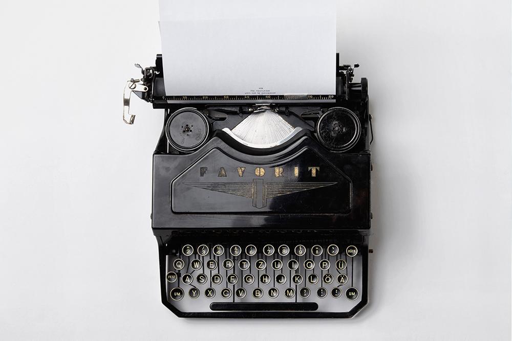 A kreatív írás 5+1 alapszabálya